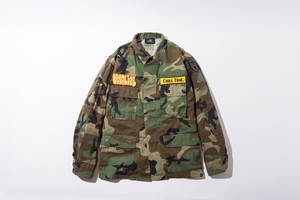 woodland ARMY JACKET