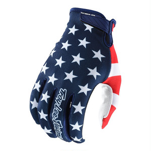 TROY LEE DESIGNS AIR GLOVE AMERICANA BLUE / RED