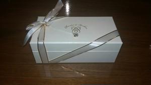 テレビで絶賛されたドモーリ社のチョコレートを使用 ショコラデュボヌール しあわせのガトーショコラ♪♪ ドモーリ 贈り物に【小麦粉不使用】