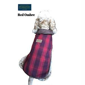 【Mサイズ】寒い日のお散歩におしゃれな犬用コート!PENDLETON(ペンドルトン)コート Mサイズ 中型犬用