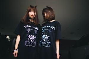 【限定カラー】GRIMBEARTシャツ【雑誌掲載商品】