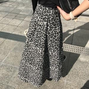 tweed leopard sk