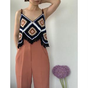 Hand made Crochet boho style top