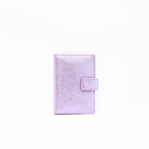 【B.stuff】カードケース /ピンク