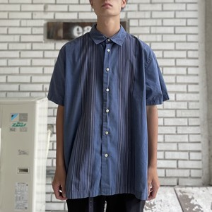 USED COTTON POLYESTER S/S SHIRT