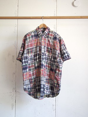 USED / Polo by Ralph Lauren, Patchwork S/S shirts