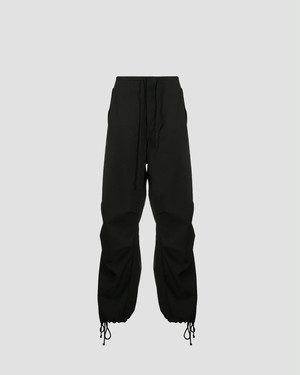 OAMC SHANNON PANT,CAVALRY WOOL Black OAMR310133