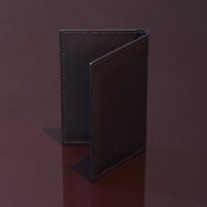 LIVERPOOL COFFEE / PINETTI DOUBLE BUISINESS CARD HOLDER CREAM(リバプール コーヒー / ピネッティ ダブルビジネスカードホルダー)