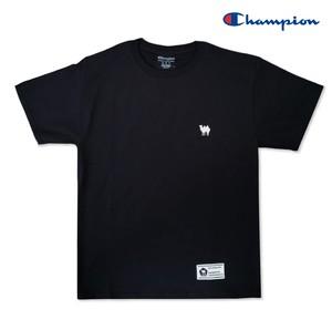 Champion×Jamalワンポイントロゴ(ラクダ)Tシャツ