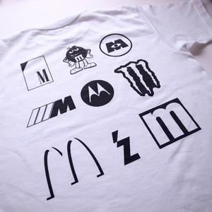 Mシリーズ T-shirt(ホワイト)