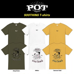 【POT】SOOTHING T-shirts