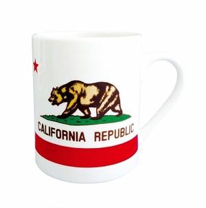 カリフォルニア州旗 マグカップ
