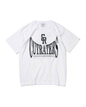 CUTRATERS TSHIRT  / WHITE
