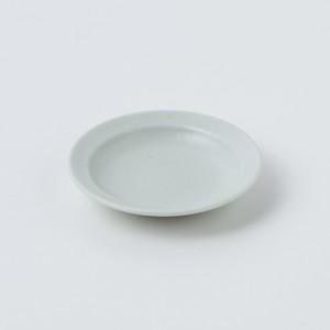 小皿(白マット)