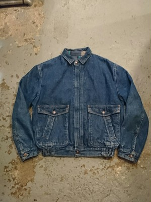 1990s Levi's DENIM SPORTS JACKET