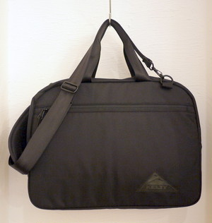 URBAN TRAD BRIEF CASE ALLBLACK