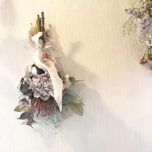 driedflower swag