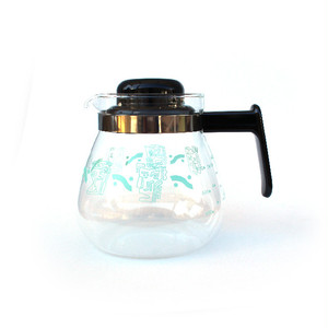 DEADSTOCK / PYREX Coffee Pot FRIENDY 980cc