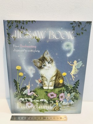 JIGSAW BOOK  妖精の国