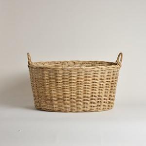 Oval Basket / オーバル バスケット 〈収納 / カゴ / ディスプレイ 〉