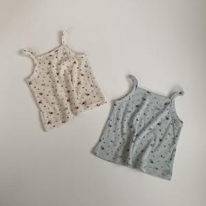 355. camisole / flower
