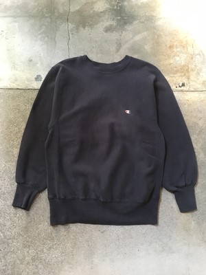 90s Champion Reverse weave / Black