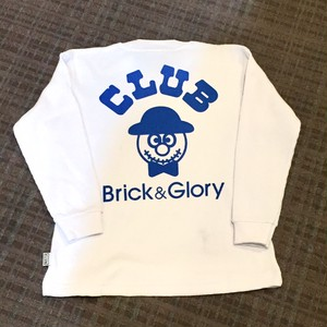BRICK&GLORY KIDS THERMAL LONG SHIRT