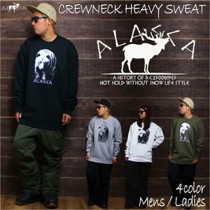 kodi bear CREWNECK Heavy SWEAT as-48