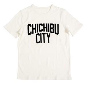 CHICHIBUCITY ヘンプ×コットンTシャツ ーユニセックスー