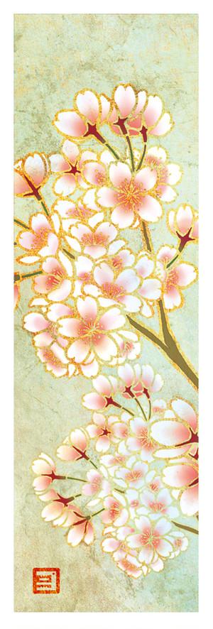 しおり(桜)