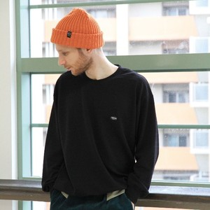 quolt LOOSE CUTSEW / クオルト カットソー / BLACK / 901T-1223