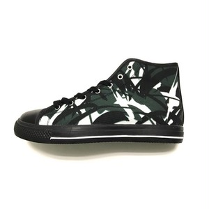 ILL IT - ORIGINAL SHADOW CAMO SNEAKER (BLACK) -