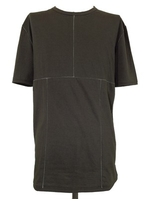 JUNCTURE SHORT SLEEVES -CHARCOAL-