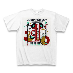 JUMP FOR JOY Tシャツ
