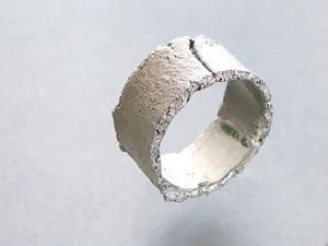 soil ring (M)(silver)
