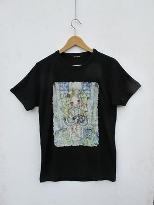 Traumatic event Tシャツ〈FUNDOM×たま〉(M)