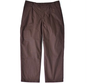 """STILL BY HAND""""WIDE TAPERED PANTS"""""""
