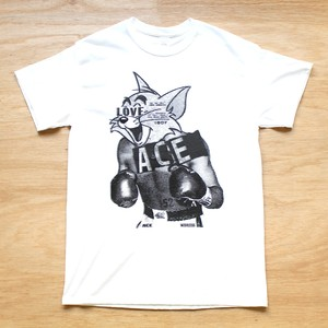 A.CE/TOM BOXER T-shirt