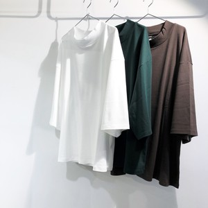quotidien 【コティディアン】  Wide T-shirt