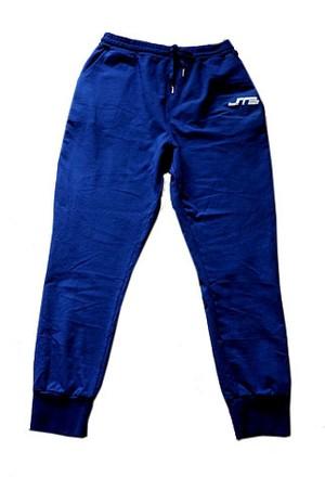 【JTB】LOGO スタイルパンツ【ブルー】【新作】イタリアンウェア【送料無料】《M&W》