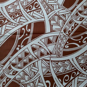USA Cotton Hawaiian Fabric     Hawaiian伝統柄