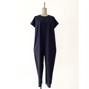 予約商品 Cotton Jumpsuit dark navy size2