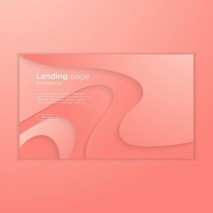 WIXでランディングページ制作サービス 統一感のあるLPをデザイン