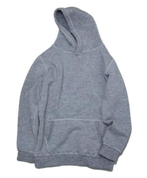 【Yetina】pullover hoodie (fog blue)
