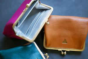 mini   ウォレット/がまぐち財布 ブラック