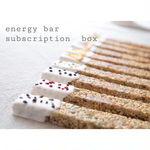 energy bar 定期便   M