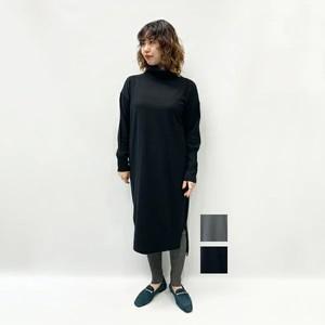[SALE] TICCA(ティッカ) タートルネックワンピース 2020秋物新作[送料無料]