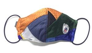 【デザイナーズマスク 吸水速乾COOLMAX使用 日本製】NFL CRAZY PATTERN SPORTS MASK CTMR 1113016