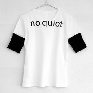 ニットリブTシャツ / 半袖 / women's