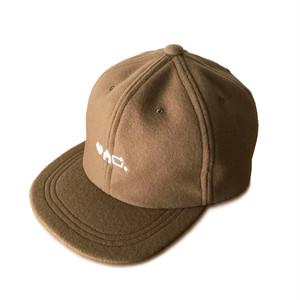 MAS. - DASHBOARD MELTON WOOL CAP (Camel)